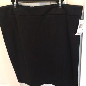 Trina Turk black skirt - brand new
